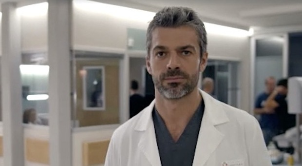 Luca Argentero in Doc