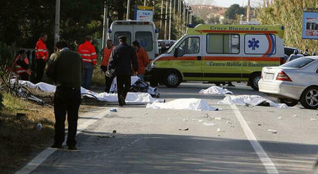 Nel 2010 travolse e uccise 8 ciclisti: marocchino arrestato per un altro omicidio stradale