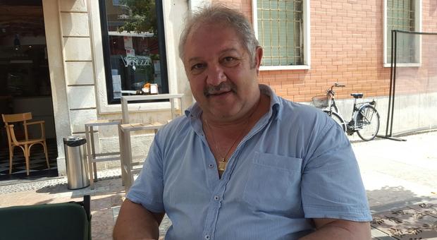 Tito Lupini, guerriero e campione d'Italia con la Rugby Rovigo