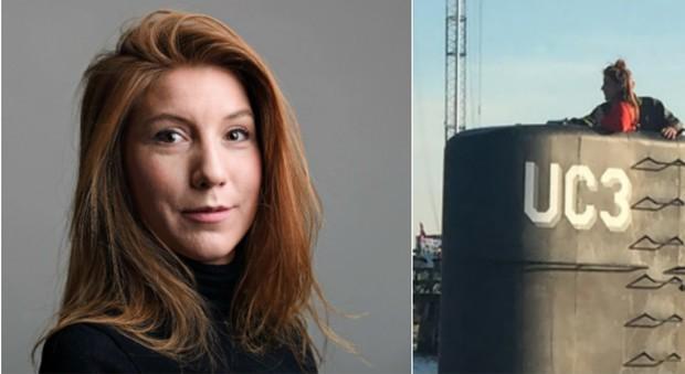Giornalista trentenne si imbarca su sottomarino e scompare: il torso di una donna ritrovato in mare