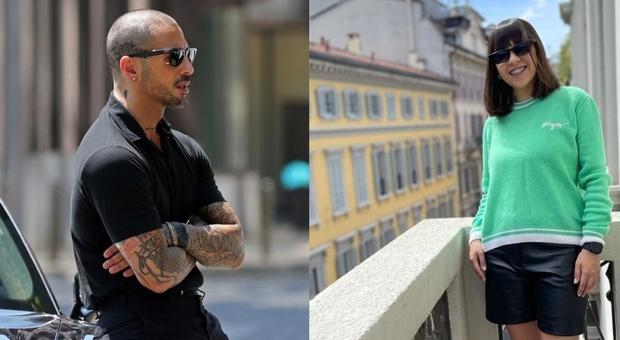 Malika Chalhy con Mercedes e cane di lusso, Fabrizio Corona choc. «Vi stanno prendendo per il c***»