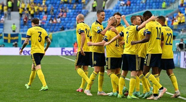 Svezia-Polonia, diretta ore 18. Formazioni ufficiali: Lewandowski a caccia dei tre punti, Andersson attacca con Isak-Quaison