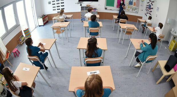 Dall'inizio dell'anno, poche centinaia di classi sono in quarantena.