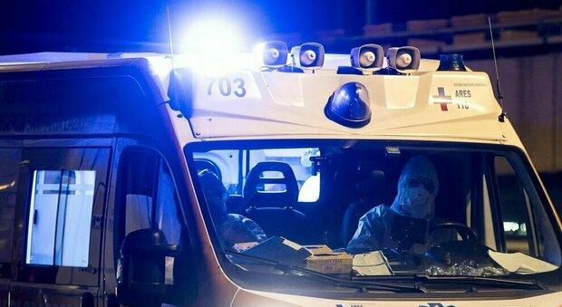 Schianto frontale tra due moto sull'Aurelia, due morti e un ferito