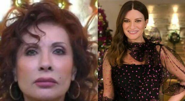 Grande Fratello Vip, Alda D'Eusanio squalificata per le frasi su Laura Pausini