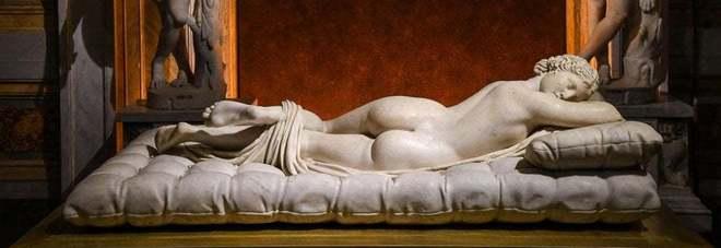 Le opere di Bernini in mostra nella Galleria Borghese