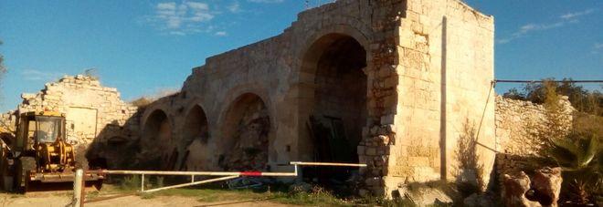 Lungo la Via Francigena/ Tra ulivi e ipogei gli affreschi di Teofilatto