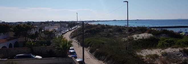 Caccia ai parcheggi nelle marine: on line il bando del Comune