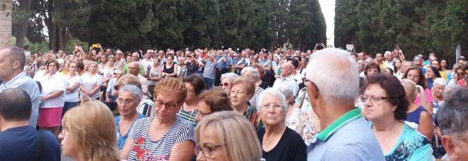 Giorni di festa a Turi: arrivate le spoglie di Sant'Oronzo