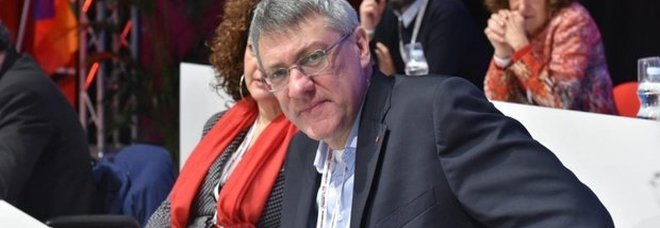 Cgil, raggiunto l'accordo: Landini sarà segretario