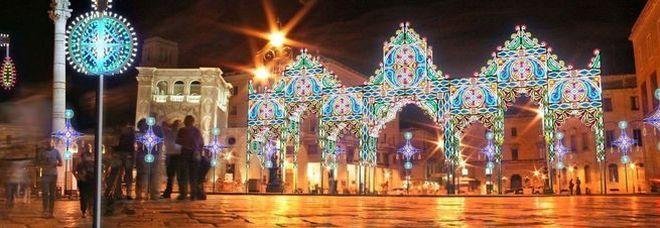 Sant'Oronzo, mercatini, lirica, teatro e il live di Bennato in piazza: tutto il programma