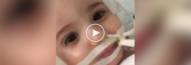 Marwa, la bimba che si è risvegliata dal coma