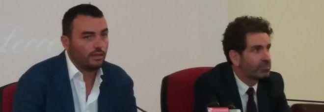 Conferenza stampa su piano risanamento Comune