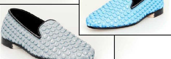 Verba e le slipper di pluriball, il materiale per imballaggi