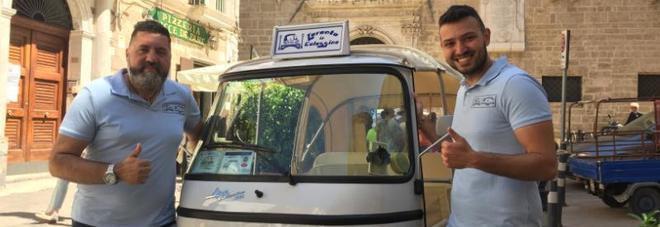 Taranto si gira in calessino: L'idea che diventa impresa