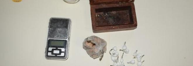 Eroina e cocaina: arrestato 36enne leccese