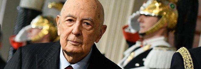 Paura per Giorgio Napolitano, ricoverato d'urgenza al San Camillo