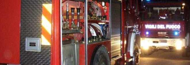 Attentato a Torremaggiore: distrutta l'auto di un dirigente di Sanitàservice