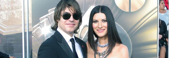 Paolo Carta e Laura Pausini