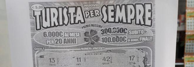 """La fortuna bacia Lecce: 1 milione e mezzo col """"Turista per sempre"""" E a Tuglie sfiorato il jackpot del SuperEnalotto"""