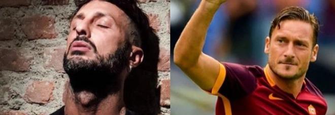 Fabrizio Corona chiede scusa a Totti: «Sei un grande uomo». Ecco cos'ha scritto su Instagram