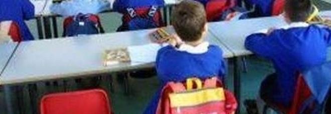 Alunni di una classe elementare