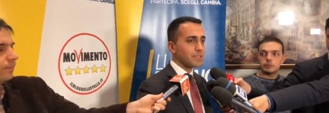 """Rimborsi """"farsa"""" nel M5s Di Maio: «Buccarella fuori Non versati 137mila euro»"""