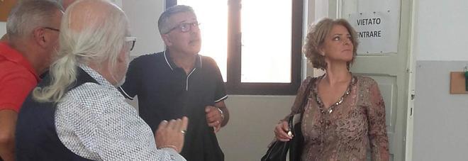 Il sopralluogo del vice sindaco Rita De Vito