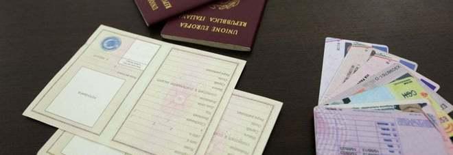Documenti di identità