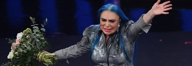Loredana Bertè, a Sanremo sempre con una borsetta sul palco: ecco cosa c'era dentro