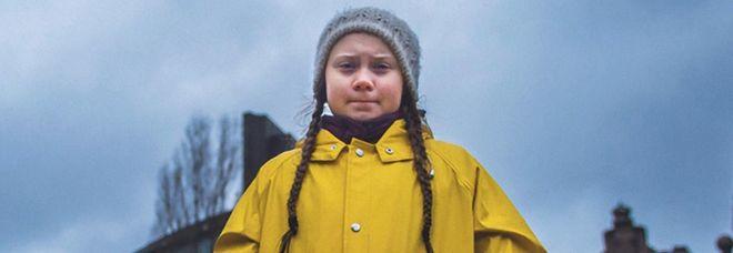 Greta Thunberg, la studentessa svedese che sciopera in nome del clima