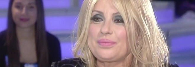 Tina Cipollari (frame video Mediaset)
