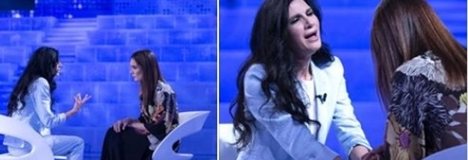 Pamela Prati a Verissimo: «Matrimonio? Io plagiata, Mark Caltagirone non esiste»
