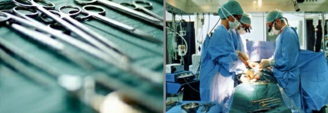Muore per una garza dimenticata nell'addome: indagata l'equipe chirurgica
