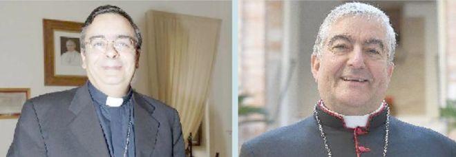 Da sinistra: Donato Greco e Michele Seccia