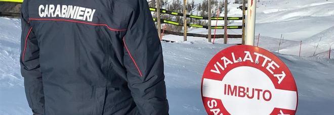 Bimba morta sugli sci, sequestrate quattro piste