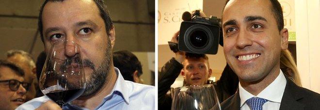 """Salvini: a Di Maio offrirei un vino """"Sforzato"""", deve fare di più"""