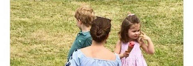 Kate Middleton indossa un abito Zara da 49,95 euro per l'evento più prestigioso del Norfolk