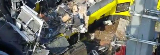 Strage nello scontro fra treni, ci sono 7 nuovi indagati
