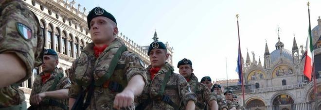 L'Esercito ormai è senza giovani: «Non sono più abituati alla disciplina»