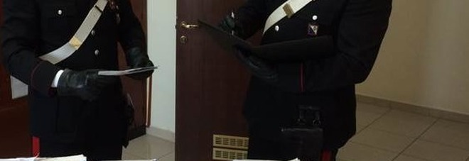 Una perquisizione a domicilio e la scoperta dei Carabinieri di Locri