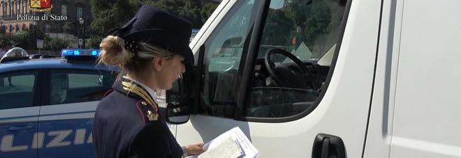 Milano, rubati tre furgoni: ora è allarme attentati
