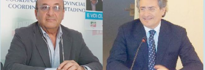 Massimo Ferrarese e Luigi Vitali
