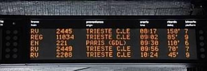 Treni regionali: «L'orario cadenzato porterà 200 corse in più al giorno»