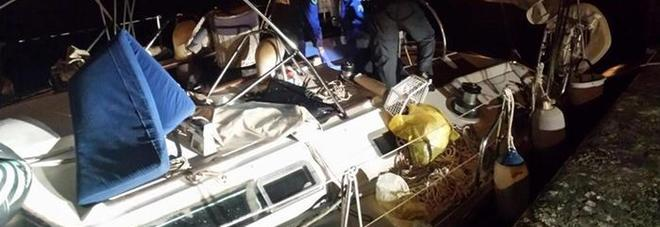Presi scafisti albanesi: trovati con 6 tonnellate di droga