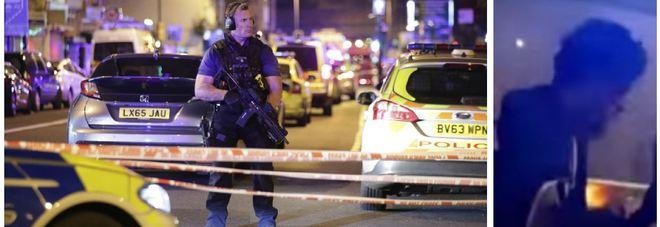 Londra, furgone sulla folla davanti a moschea: un morto 8 feriti