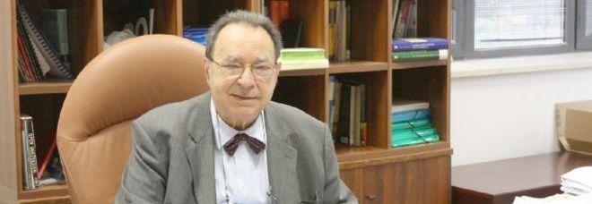 Università, morto il professor Aldo Romano. Il cordoglio di Zara: «Resterà sempre punto di riferimento»