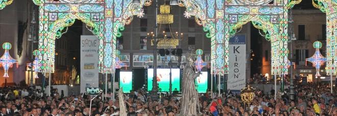 La festa di Sant'Oronzo