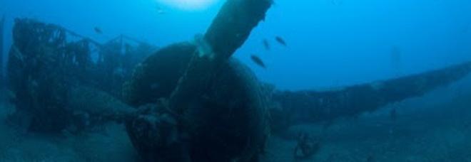 Gli Usa cercano i loro aerei caduti nel mare di Puglia durante la II Guerra mondiale
