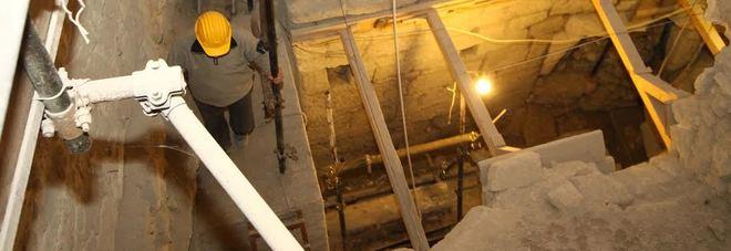 Un ipogeo nel Castello: la macchina del tempo indietro di tremila anni
